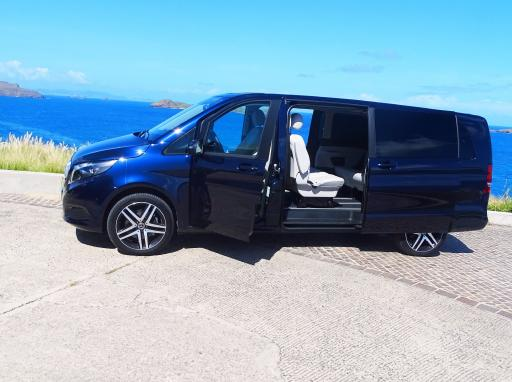 Taxi St Barth